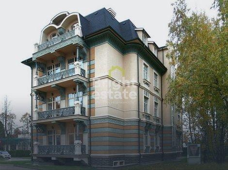 Купить квартиру без внутренней отделки в КП Довиль. ID 1755