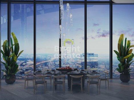 Купить апартаменты 905,8 кв.м. в Москва-Сити, Башня Федерация Восток. ID 2531