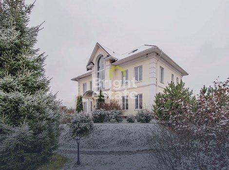 Купить загородный дом в коттеджном поселке Зеленый ветер-1. ID 2704