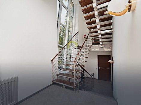 Купить готовый дом в загородном поселке Коттон Вей на Рублевке. ID 2738