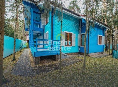 Продажа готового дома под ключ в КП Николина Гора. ID 3201