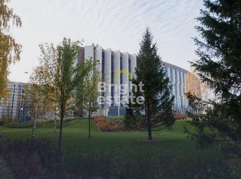 Двухкомнатная квартира без отделки в жилом комплексе Сколково. ID 3448