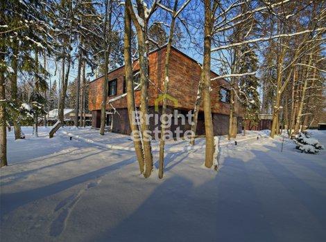 Двухэтажный дом под ключ в поселке Грибово. ID 4192