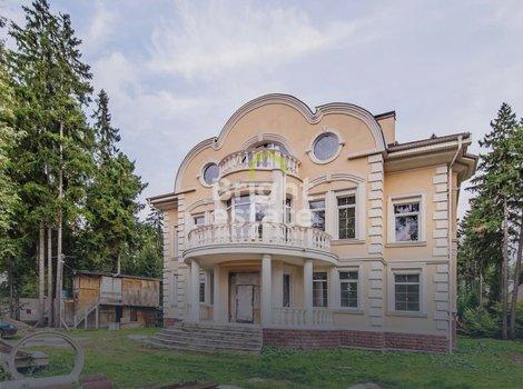 Купить дом без отделки в поселке Грибово. ID 4232