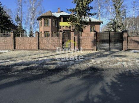 Дом без отделки в коттеджном поселке Грибово. ID 4237