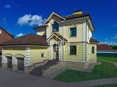 Продажа дома под чистовую отделку в Захарково. ID 4285