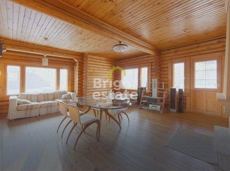 Продажа деревянного дома в загородном поселке Горки-8. ID 4337