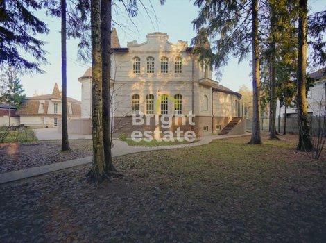 Купить дом под ключ в коттеджном поселке Ландшафт. ID 4620