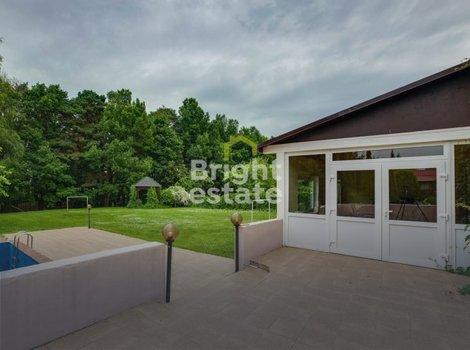 Купить дом под ключ в коттеджном поселке Молоденово. ID 4637