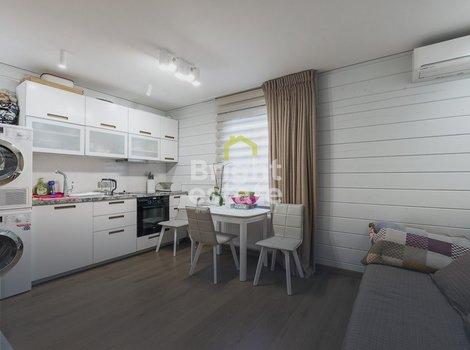 Купить дом в поселке Троицкое на берегу Клязьминского водохранилища. ID 8550
