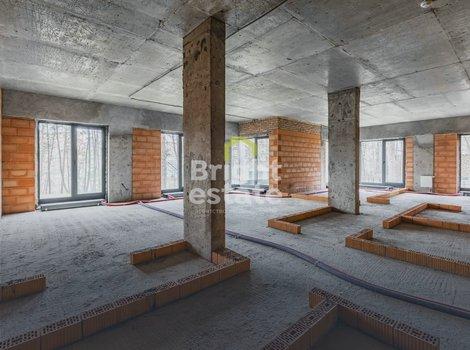 Продажа 3-комнатной квартиры без отделки в ЖК Парк Рублево. ID 8622