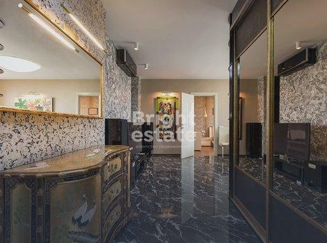 Продажа 3-комнатной квартиры в жилом комплексе Дом на Беговой. ID 8842