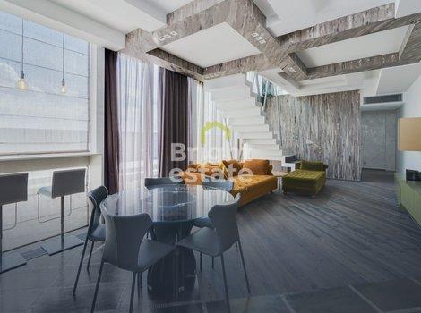 Продажа апартамента с авторской отделкой в Городе Столиц. ID 9037
