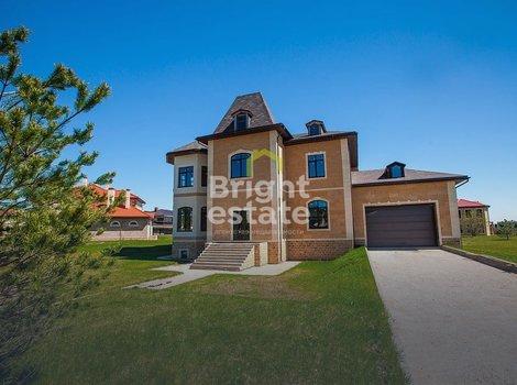 Продажа дома свободной планировки в КП Шато Соверен. ID 9367