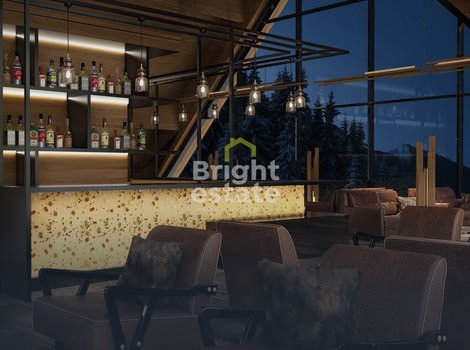 Продажа двухкомнатных апартаментов в Италии, ЖК Lefay Resort - SPA Dolomiti. ID 9435
