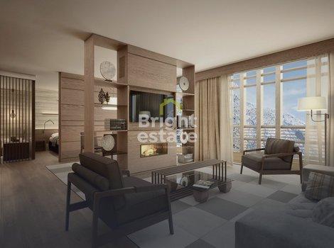 Продажа готовых апартаментов в жилом комплексе Лефей Резорт — СПА Доломити. ID 9436