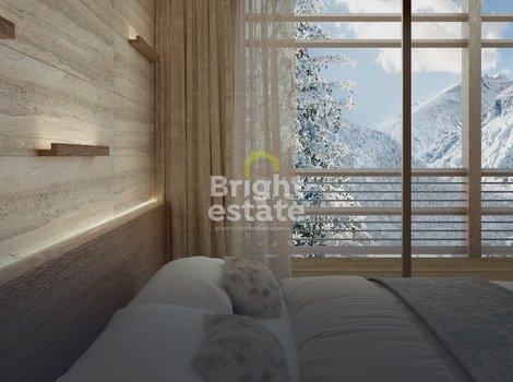 Продажа 3-комнатных апартаментов 138 кв.м. в Lefay Resort - SPA Dolomiti. ID 9437