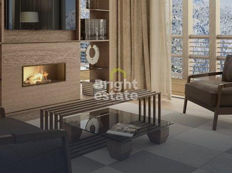Продажа апартаментов под ключ с террасой в ЖК Lefay Resort - SPA Dolomiti. ID 9438