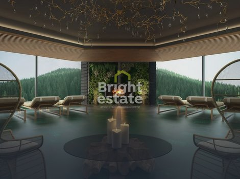 Готовые апартаменты с 2 спальнями в ЖК Lefay Resort - SPA Dolomiti, Италия. ID 9439
