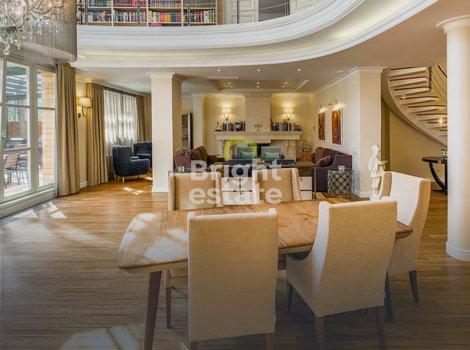 Купить готовый дом с бассейном в КП Лайково-2. ID 9704
