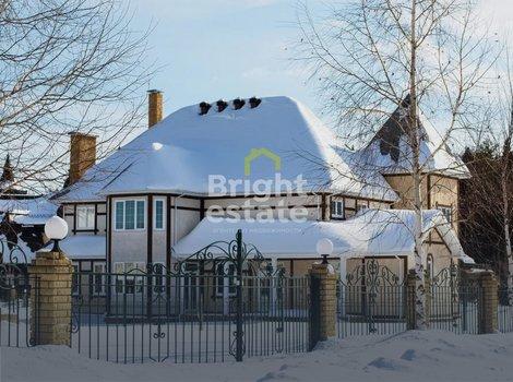 Продажа дома без отделки в Княжьем Озере, проект Оникс. ID 9713