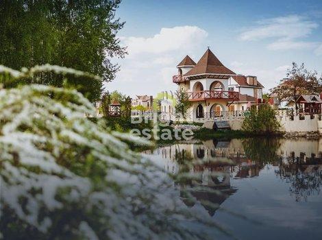 Продажа коттеджа в поселке Княжье Озеро, проект Ла-манш. ID 9717