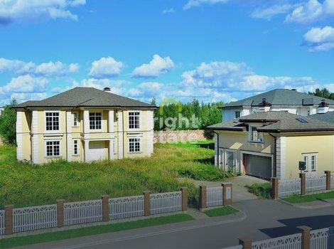 Дом в коттеджном поселке Успенка-21 на Рублевке. ID 9764