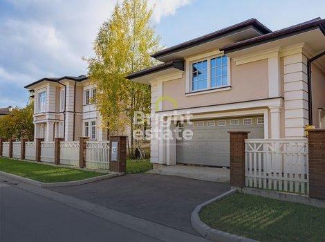 Купить дом в поселке Успенка-21 на Рублево-Успенском шоссе. ID 9766