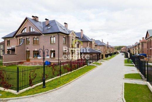 фото КП Английский квартал, Новорижское шоссе, 28 км от МКАД