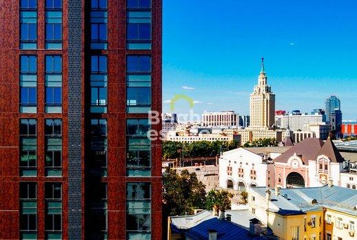 фото ЖК Басманный 5, Москва, ЦАО, район Красносельский