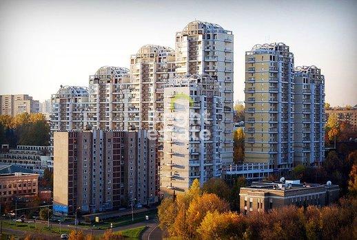 фото ЖК Депутатский дом, Москва, ЗАО, район Раменки