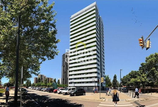 жилой комплекс Plaza Europa 114, Испания, Каталония, Барселона