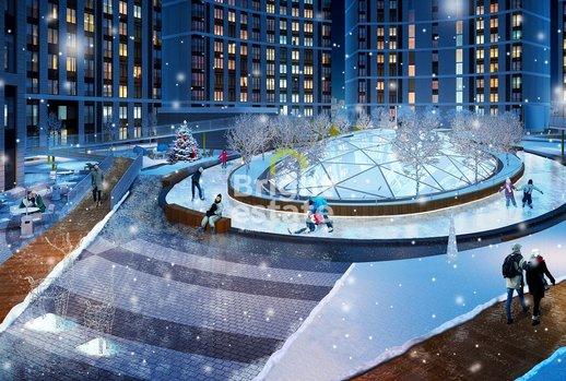 фото ЖК Фили Град, Москва, ЗАО, район Филёвский парк