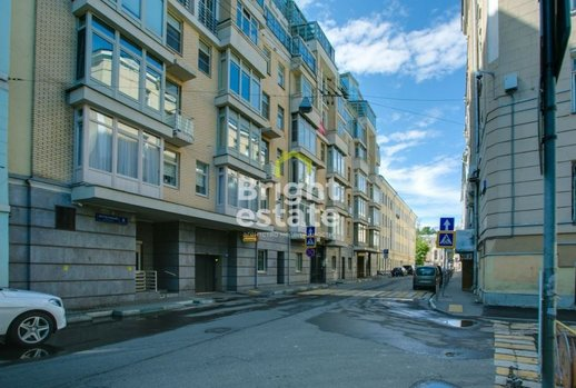 фото ЖК Фурманный 8С2, Москва, ЦАО, район Басманный