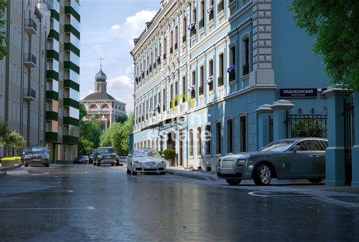 фото ЖК il Ricco, Москва, ЦАО, район Басманный