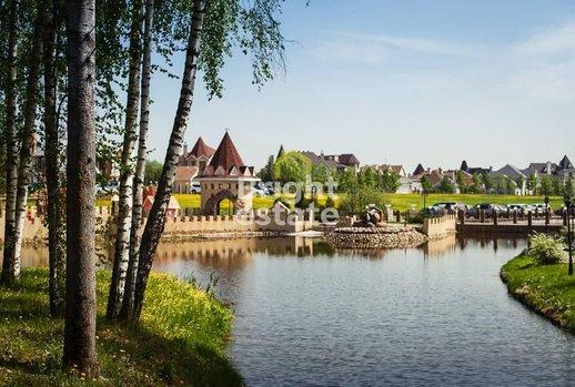 фото КП Княжье Озеро, Новорижское шоссе, 23 км от МКАД