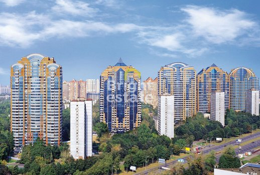 фото ЖК Квартал на Ленинском, Москва, ЗАО, район Проспект Вернадского