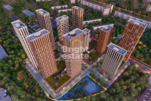 фото ЖК Level Амурская, Москва, ВАО, район Гольяново