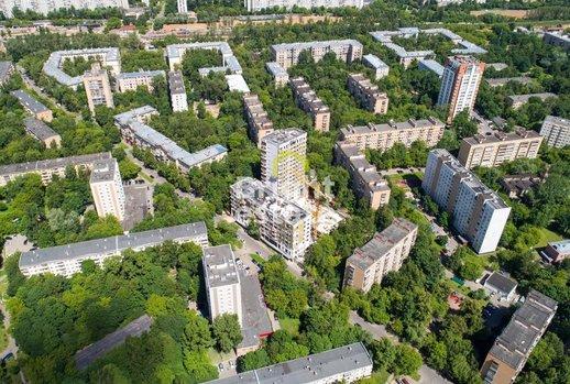 фото ЖК Level Кутузовский / Гришина 16, Москва, ЗАО, район Можайский