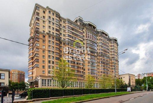 фото ЖК Ломоносов, Москва, ЗАО, район Раменки