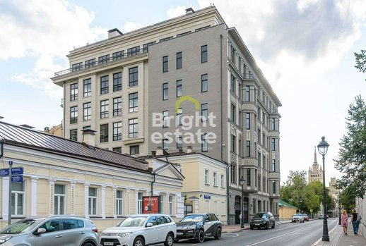 фото ЖК Малая Никитская 15, Москва, ЦАО, район Пресненский