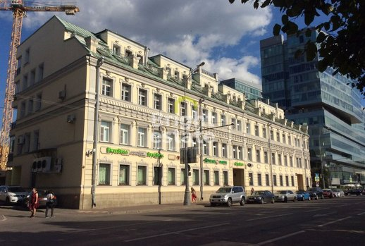 фото ЖК Палаццо на Цветном, Москва, ЦАО, район Мещанский