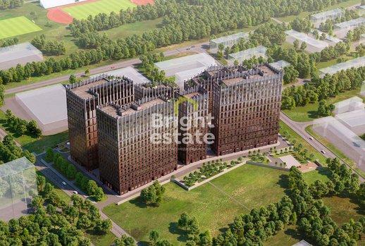 фото ЖК Серебряный парк, Москва, СЗАО, район Хорошёво-Мневники