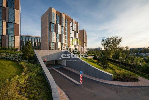 фото КП Сколково Парк, Сколковское шоссе, 1 км от МКАД