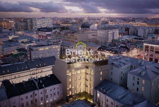 фото ЖК Stoleshnikov 7, Москва, ЦАО, район Тверской