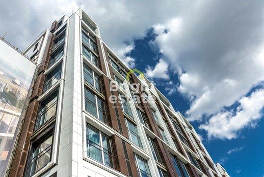 фото ЖК TriBeca Apartments, Москва, ЦАО, район Басманный