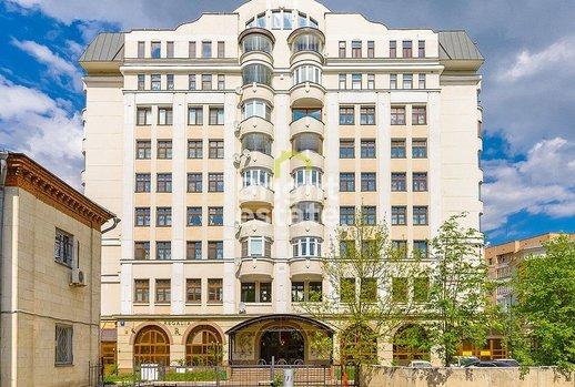 фото ЖК Тверской бульвар 16, Москва, ЦАО, район Пресненский