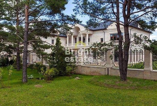 фото КП Усадьбы Архангельское, Ильинское шоссе, 10 км от МКАД