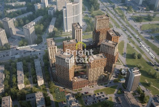 фото ЖК Vander Park / Вандер Парк, Москва, ЗАО, район Кунцево