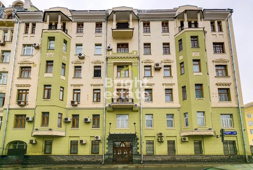 фото ЖК Знаменка 15, Москва, ЦАО, район Хамовники